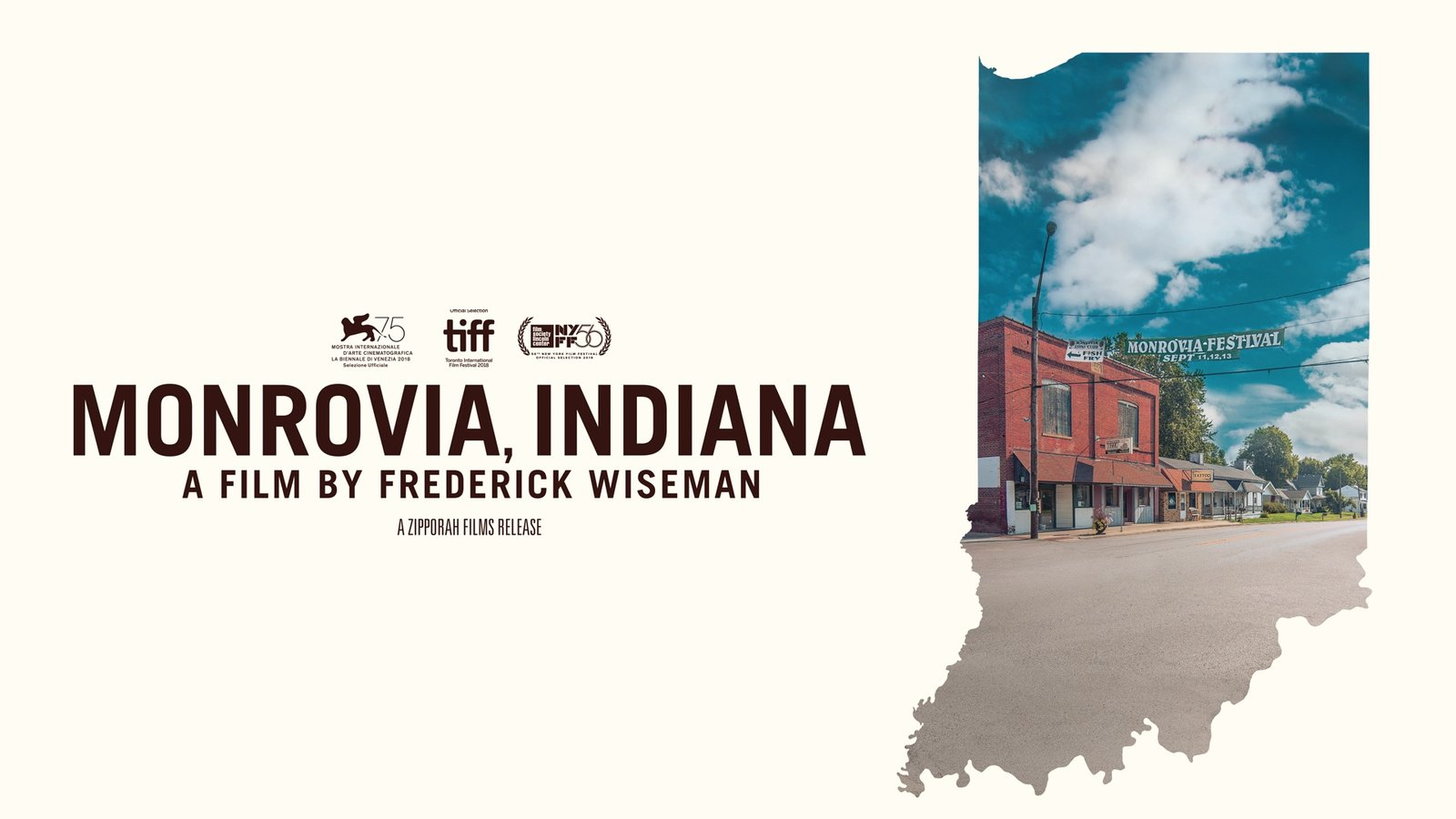 Monrovia, Indiana - A Portrait of Life in Rural America